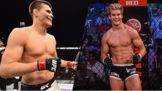 Sage Northcutt Had Some Absolutely Adorable Trash Talk For Mickey Gall In An Impromptu Interview