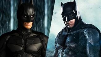 This Clever Edit Turns 'Batman V Superman' Into The Far-Superior 'Batman V Batman'