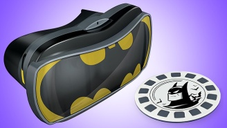 'Batman: The Animated Series' And View-Master Team Up To Offer A Virtual Reality Tour Of Gotham