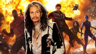 James Gunn Would Love To Have Steven Tyler Walk His Way Into 'Guardians Of The Galaxy Vol. 3'