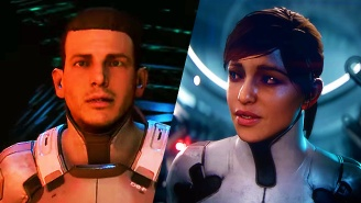 'Mass Effect: Andromeda' Has Two Heroes, So You Won't Be Forced To Choose A Gender