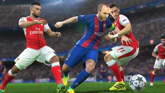 Five Games: 'Pro Evolution Soccer 2017' And Everything Else You Need To Play This Week