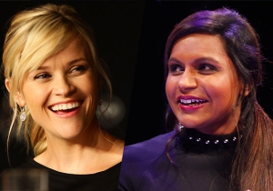 Reese Witherspoon And Mindy Kaling May Get Magical In Ava DuVernay's 'A Wrinkle In Time'