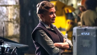 Carrie Fisher's 'Star Wars: Episode VIII' Role May Expand As Additional Photography Begins