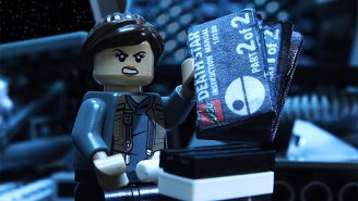 'Star Wars Go Rogue' Pieces Together An All-Lego Grand Finale