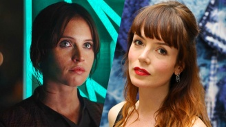 'Rogue One' Makes It A Family Affair By Revealing The Actress Playing Jyn Erso's Mother