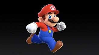 Nintendo And Apple Announce Mario's First Mobile Game Is 'Coming First' To iOS