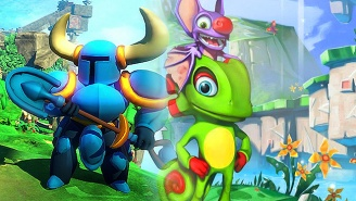 N64 Love Letter 'Yooka-Laylee' Unveils Its Colorful Cast, Including A Surprising Cameo