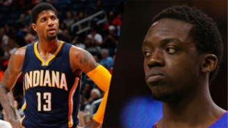 The Baller Story About How Reggie Jackson Came To Crash With Paul George Over The Summer