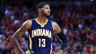 Paul George On Being NBA MVP: 'This Is My Year To Go Get It'