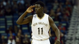 Jrue Holiday Will Miss The Start Of The Season To Help His Pregnant Wife Recover From Brain Surgery