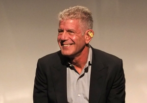Anthony Bourdain Thinks Grooming Kids To Be Foodies Is Absurd