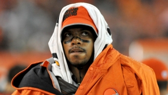 Terrelle Pryor Seriously Thinks The 0-3 Browns Are 'One Of The Best Teams In The NFL'