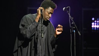 "Moses Sumney Shares The Breathtaking Video For ""Lonely World"""
