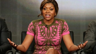 Taraji P. Henson Names Roles She'd Still Like To Tackle, Including Playing A Man
