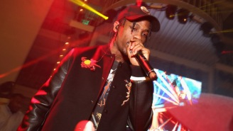 Success Looks Good On Travis Scott In His New 'La Flame' Mini Doc