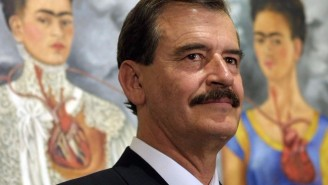 Former Mexican President Vicente Fox Trolls Trump Over His Debate Loss And Endless Fundraising Emails