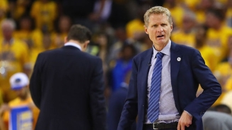 After Adding Kevin Durant, Warriors Coach Steve Kerr Is Only Worried About One Thing