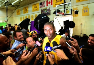 Metta World Peace Turned To Siri To Avoid Answering A Perfectly Legitimate Question