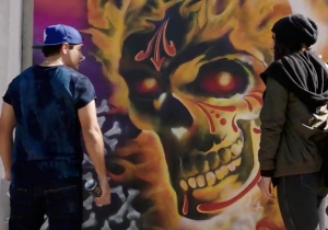 Ghost Rider is fast, Quake is furious in this 'Agents of SHIELD' promo