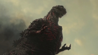 'Godzilla: Resurgence' Will Lumber Its Way From Japan To Our Shores This Fall
