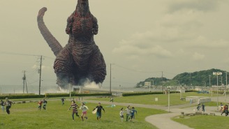 Japan does it's own reboot of 'Godzilla' and it looks really fun