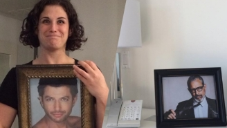 Ask For Framed Photos Of Jeff Goldblum In Your Hotel Room And You Just Might Receive
