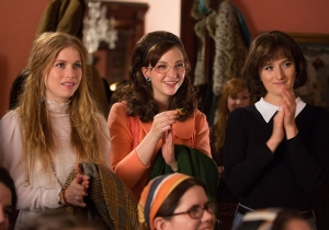 Nora Ephron and her gang of 'Good Girls Revolt'