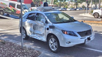 Google's Latest Self-Driving Accident Highlights The One Road Hazard That's Hard To Prepare For