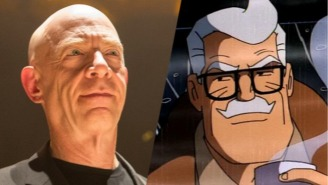 Celebrate Batman Day With A Glimpse Of J.K. Simmons As Commissioner Gordon