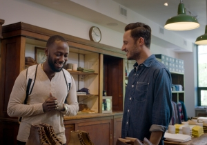 Watch Lamorne Morris Walk In The Shoes Of An American Original
