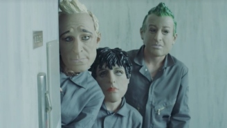 Watch Green Day Channel 'Point Break' In Their New 'Bang Bang' Video