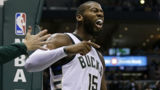 Greg Monroe Found Out He Was Coming Off The Bucks Bench From The Media