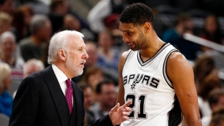 Gregg Popovich And Steve Kerr Joked About New Spurs Assistant Tim Duncan