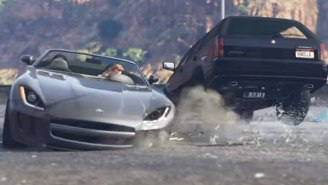 Here's How A Lone Modder Overhauled 'GTA V' To Help Breathe New Life Into It