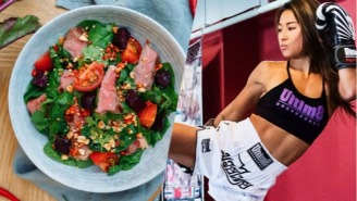 These Gyms Think The Smell Of Delicious Food Will Make You Work Out Harder, And They May Be Right