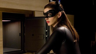 Should Anne Hathaway reprise her Catwoman role in the current DC universe?