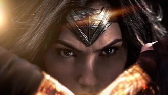 'Batman v Superman' concept art features Wonder Woman's badass weaponry