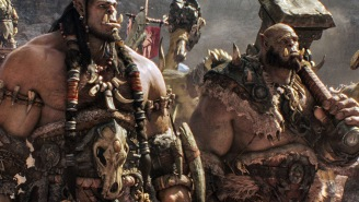 Did Honest Trailers mean to endorse the Horde over the Alliance in 'Warcraft' trailer?
