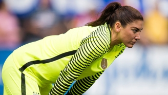 Hope Solo Claims Her USWNT Suspension Was Due To Her Advocacy For Equal Pay