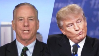 Howard Dean Won't Apologize Or Delete His Tweet Suggesting That Trump's Sniffles Signal A 'Coke User'