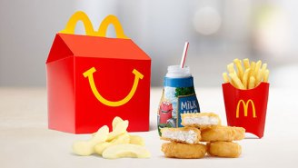 Sorry, Parents, McDonald's Wants Your Kid To Beg For Happy Meals At Breakfast Too