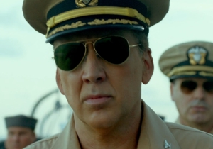 Is Nicolas Cage's 'USS Indianapolis: Men of Courage' secretly a 'Jaws' prequel?