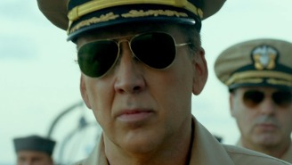 Is Nicolas Cage's 'USS Indianapolis: Men of Courage' secretly a 'Jaws' prequel?