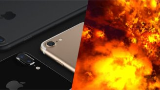 This iPhone 7 Exploded Inside Its Box