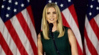 Ivanka Trump's Holiday Photos Inadvertently Included A Confederate Flag, And People Can't Handle It