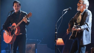 Jack White And Bonnie 'Prince' Billy Join Cat Stevens For A Tender Performance In Nashville