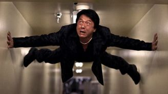 Jackie Chan Is Getting A Lifetime Achievement Oscar For All The Butts He's Kicked