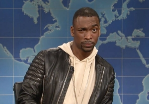Jay Pharoah Says He Got Fired From 'SNL' For Refusing To Wear A Dress And Be A 'Yes' Man