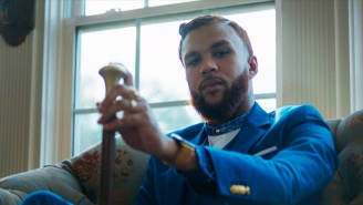 Hip-Hop Artist Jidenna Has A Passion For Style, 3-Piece Suits And Canes… He Loves Canes